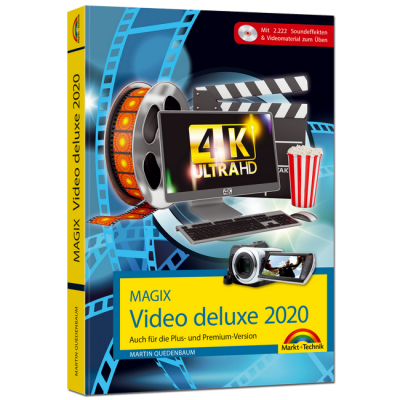 MAGIX Video deluxe 2020