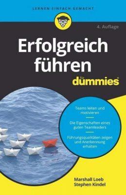 dummis_Erfolgreich-führen